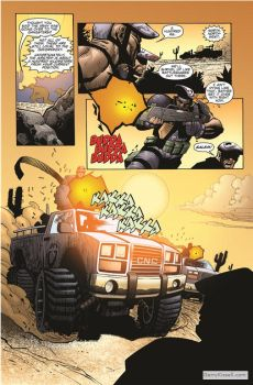 Army of Two Issue 5 page 18 by GerryKissell