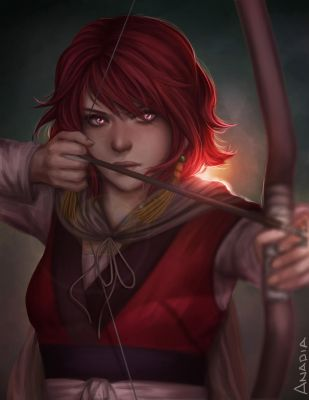 Yona of the Dawn by Anadia-Chan