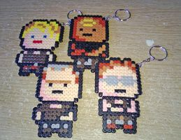 SG1 Keyrings by Echilon