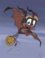 Zappy Halloween! by Totalmeep