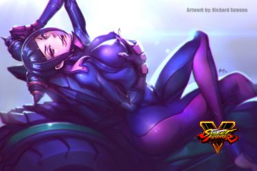 Juri will accompany you~ by r-chie