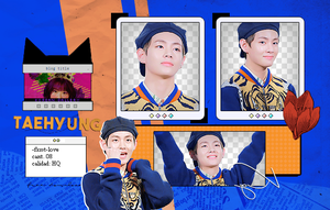 TAEHYUNG (BTS)|PACK PNG by KoreanGallery