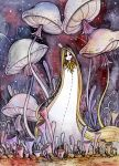 Mushrooms by MaryIL