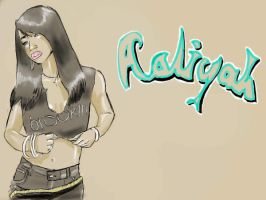 Aaliyah by Teury