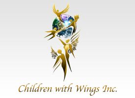 Children with Wings Logo by azularts