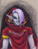 The Fabulous Lord Ghirahim by JereduLevenin