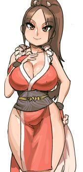 Mai Shiranui (SimilarChars) by ManiacPaint