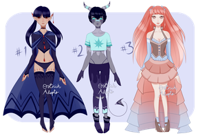 Fantasy Adopts [ 1/3 OPEN ] by OstrichAdopts