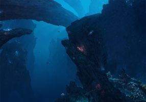 Deep seas of Pandora by ARTek92
