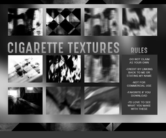 Cigarette Texture Pack by Smol-Riddle