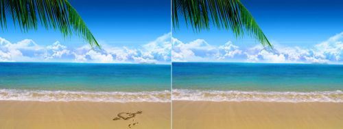 That Day At The Beach by javierocasio