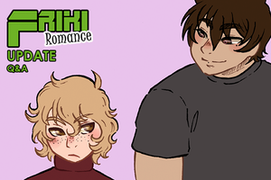 Friki Romance 02x13, 14, 15 and Q and A by AT-Studio