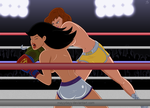 Reporter Rumble: April V Lois by mayydayy
