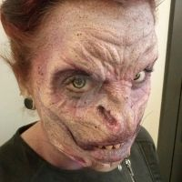 Monster makeup Fx by miklz