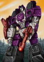 Transformers G1: Apeface by Clu-art