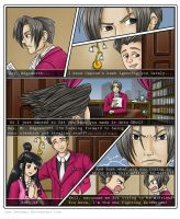 Marvel Vs Edgeworth by Jessami