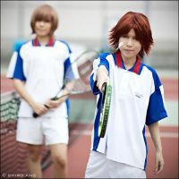Prince Of Tennis - 07 by ShiroMS08th
