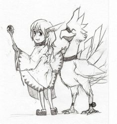 Chocobo Racing! by Windam
