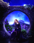 Enchanted night by tryskell