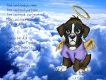 all Dogs go to Heaven by ISHAWEE