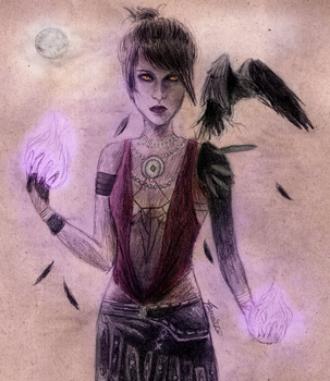 The Other Witch of the Wilds by Taina-dOS