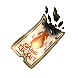 Flame Ticket by The-Sheamus-MLP
