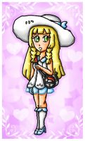 Lillie by ninpeachlover