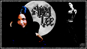 Amy Lee Wallpaper by RogueVincent