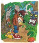 Bring Back Crash Bandicoot by Crystal-Marine