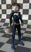 Krystal AssaultOutfit customization by Mikiel2171