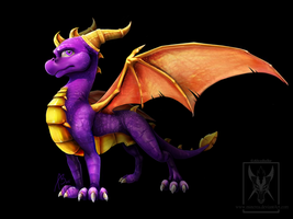 The Legend of Spyro by Minerea