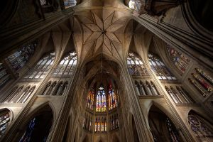 Choir and transept by fb101