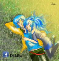 Commission, forum My candy love by Diddha