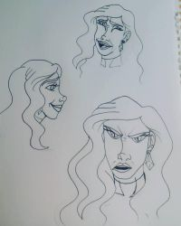 Asandra face expresion by Bella-Who-1