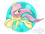 Fluttershy by PrismNight