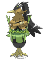 Farfetch'd Fakeevolution