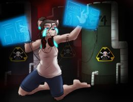 Riley's Playroom by Holtzmann