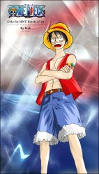 Colo Luffy by h2krouge