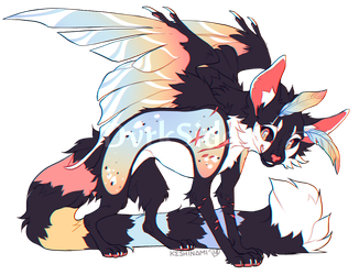 Catmoth Adopt #8 | OTA OPEN by DvrkSide