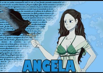 Angela - The Angel Voice by LittleDreamer96