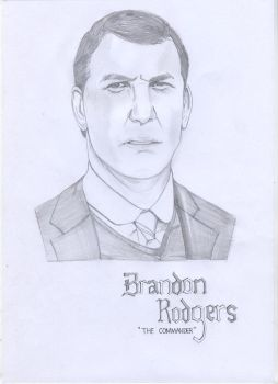 Brendan Rodgers by WhiteHawk91