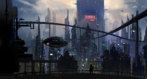 Tyrell Corp by YogFingers