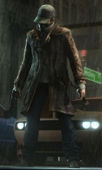 Aiden - Watch Dogs by Its-Midnight-Reaper