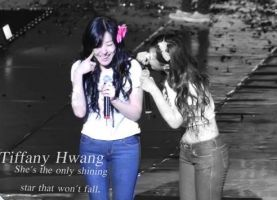 Tiffany Hwang by geegeemagic