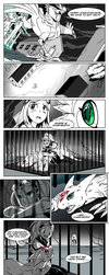 Bits and bytes end2.p2 Monsters in our hearts by Sakuyamon