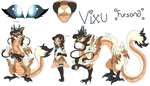 Vixu [Updated Ref 4.8.18] by VixuSenpai