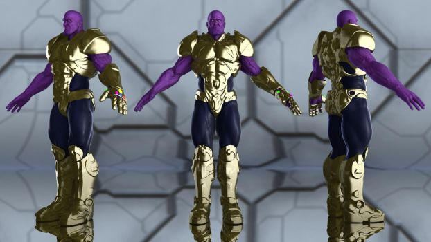 Thanos for G2M by geminii23