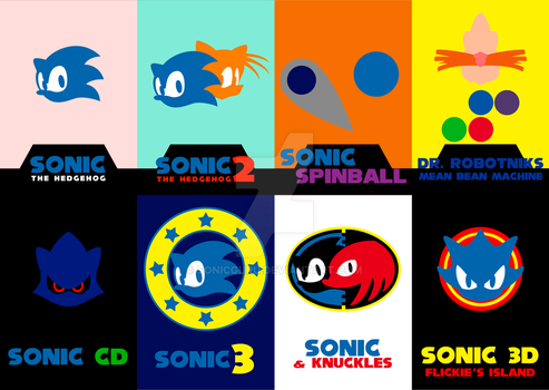 Sonic Game Cards Vol. 2 by Sonicguru