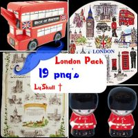 London Pack by LyCookieMonster
