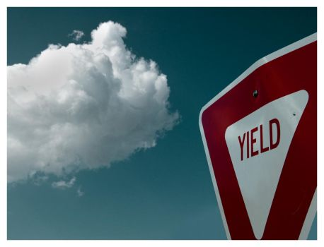 Traffic Signs for Clouds by Konijntje